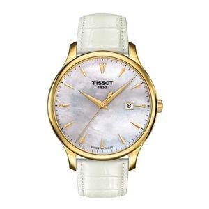 Tissot Women's Tradition Diamond Watch, 42mm